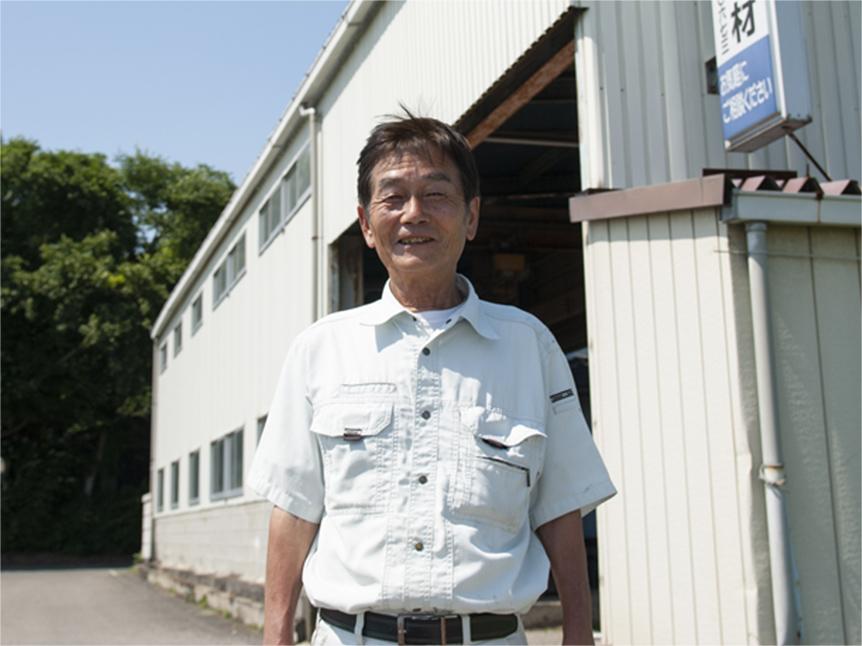 代表取締役 宇治川 喜一